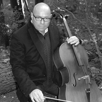 Markus Wegmann with cello